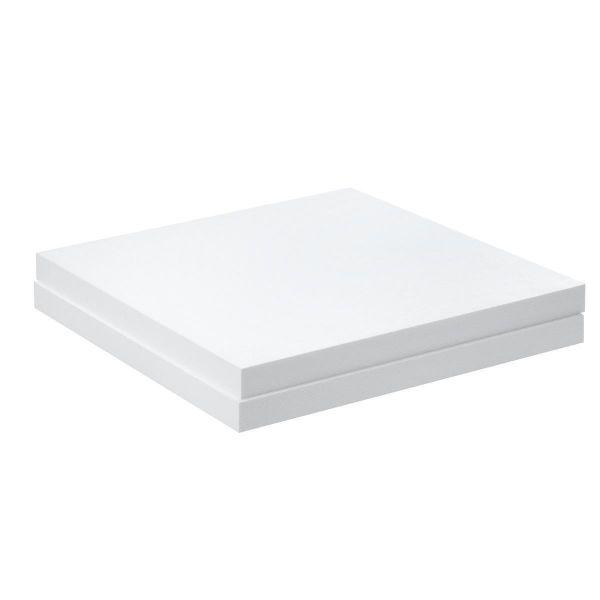 EPS 035 DAA dm 100 kPa | Stufenfalz | Abm.: 1.000 x 1.000 mm