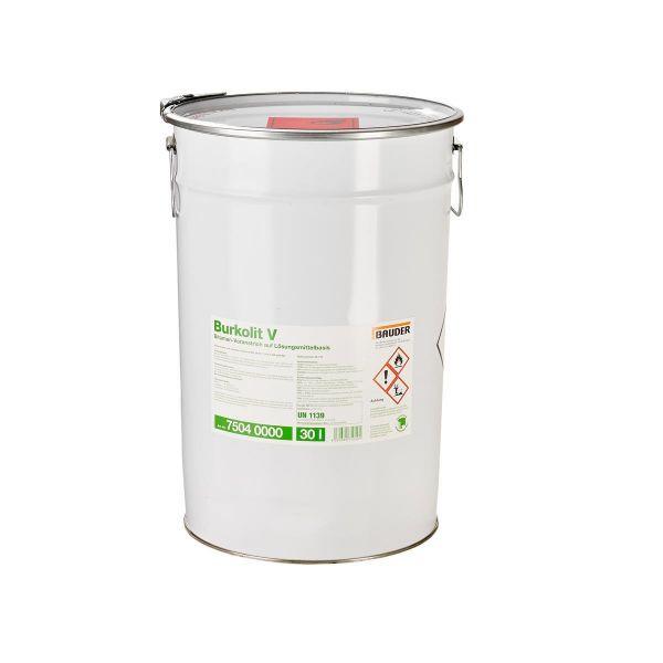 Bauder BURKOLIT V | Bitumen-Voranstrich | lösemittelhaltig | 30 l / Gebinde