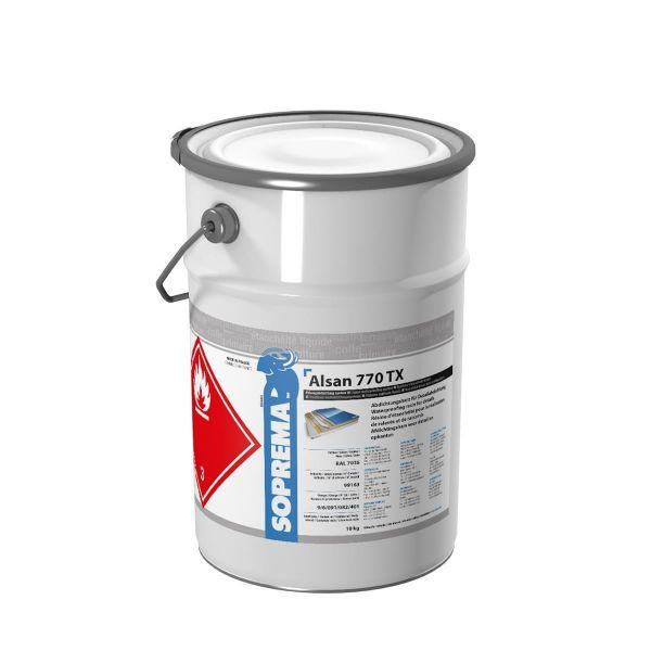 ALSAN 770 TX   PMMA Flüssigkunststoff für Aufkantungen   10 kg / Gebinde inkl. Katalysator