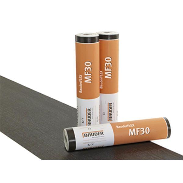 Bauder FLEX MF 30 Folie/Folie | Abm.: 10 m x 1,0 m (5 m²/Rolle) | 20 Rollen/Palette