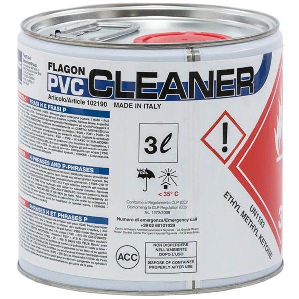 SOPREMA FLAGON PVC-Reiniger | 3l / Gebinde