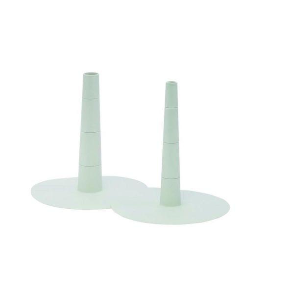 SOPREMA FLAGON Blitzschutzdurchführung PVC | RAL 7047 hellgrau | Ø10 mm | 10 Stück / Karton