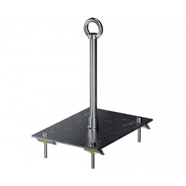 Breuer Primo 4 TP 2 | zum Aufschrauben auf Trapezblech mit Kippdübel