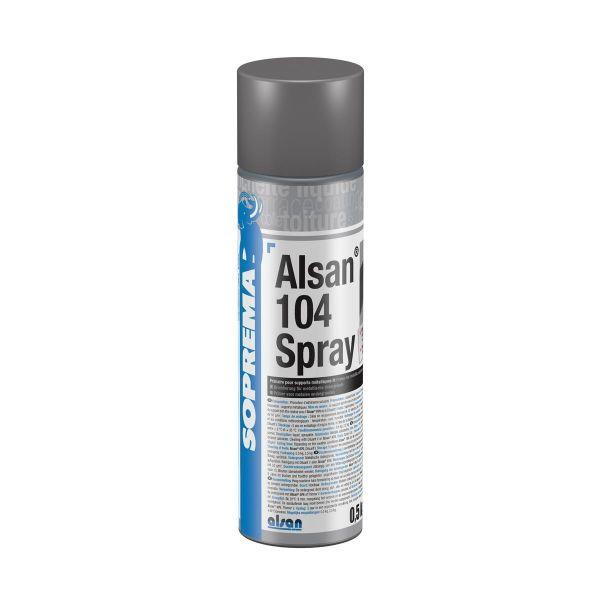 ALSAN 104 | Metall Primer Spray | 0,5 kg/Dose