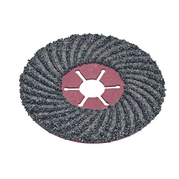 ALSAN ZEC-Scheibe | 125 mm | Universell einsetzbare Schleifscheibe zur Untergrundvorbereitung