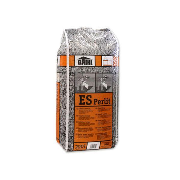 Bachl® ES Perlit | Estrichschüttung | Dämmschüttung | staubgebunden | 200l / Sack