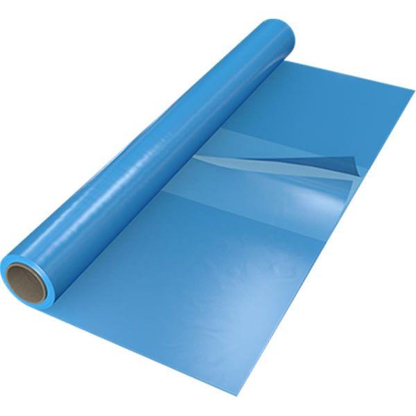 PE - Dampfbremsfolie | Stärke 125 µm | sd-Wert > 100 m | Abm.: 4 m x 25 m (100 m²/Rolle) | 50 Rollen